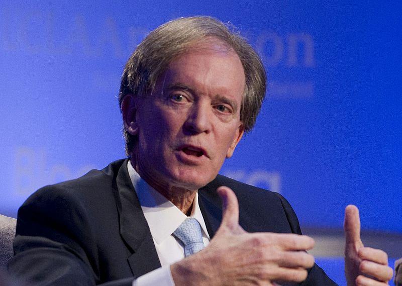 Bill Gross, fot. Bloomberg