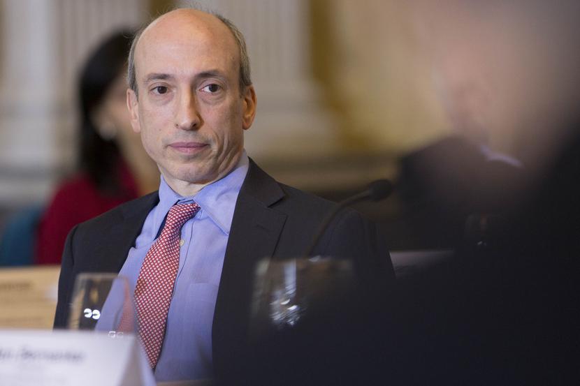 Gary Gensler, fot. Andrew Harrer/Bloomberg