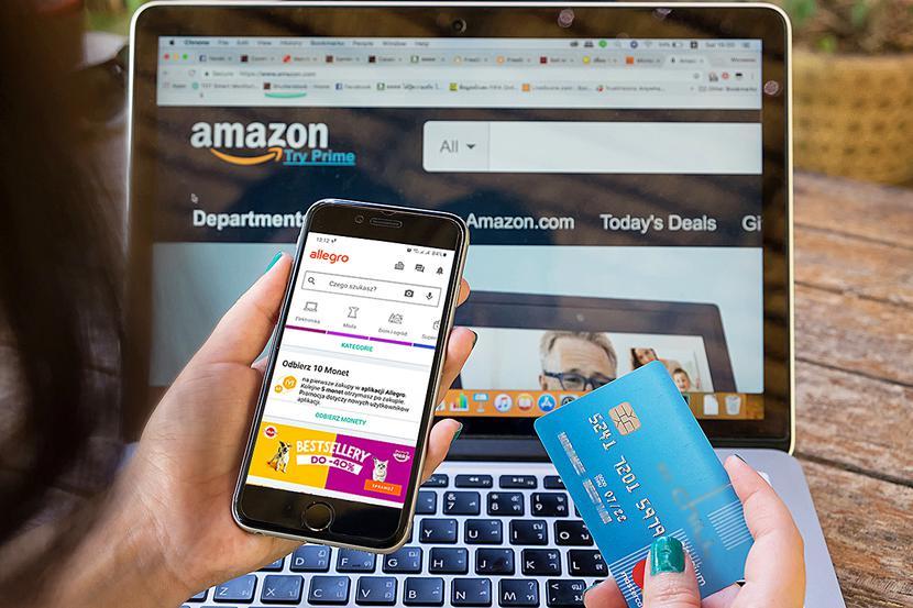 Allegro Vs Amazon Gdzie Sprzedawac Puls Biznesu Pb Pl