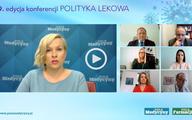 """Konferencja """"Polityka lekowa"""": Znaczenie dostępu do leczenia chorób przewlekłych w dobie pandemii COVID-19 [WIDEORELACJA]"""