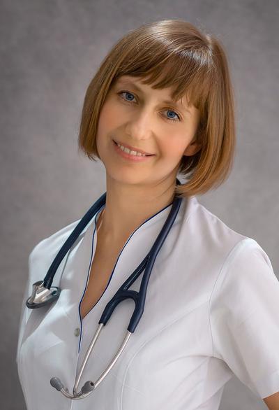 dr hab. n. med. Agnieszka Kapłon-Cieślicka/Archiwum prywatne