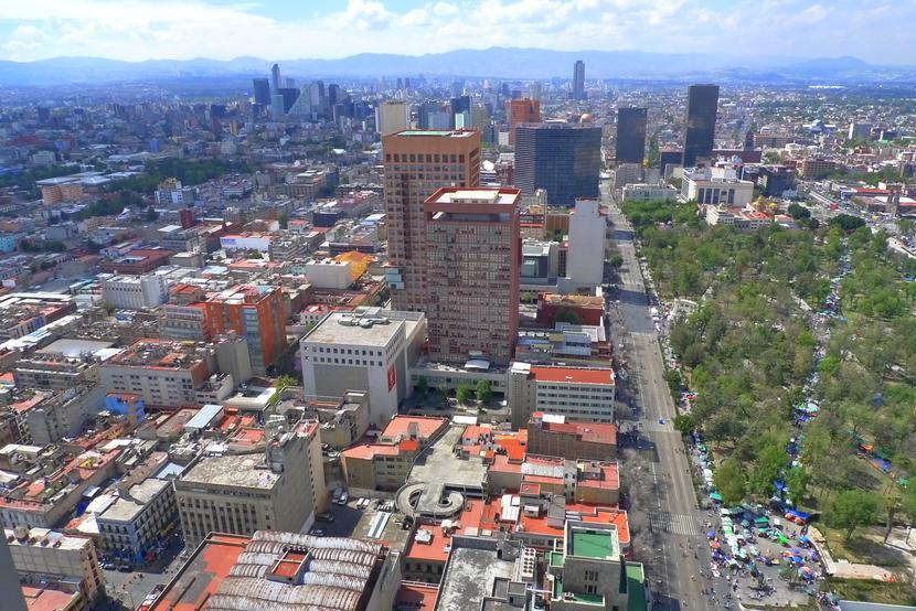Meksyk, Mexico City