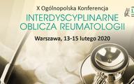 X Ogólnopolska Konferencja - Interdyscyplinarne Oblicza Reumatologii (IOR)