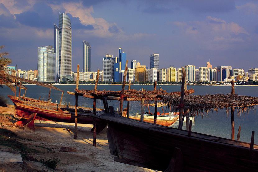 Abu Zabi, Zjednoczone Emiraty Arabskie