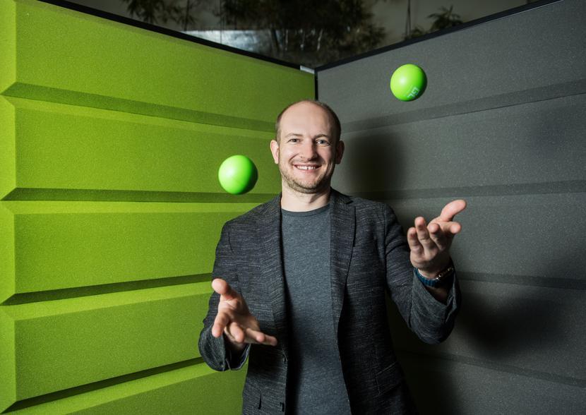 Paweł Ochyński Green Cell