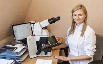 Lekarka z Wrocławia szuka przyczyn choroby dziecka w łożysku