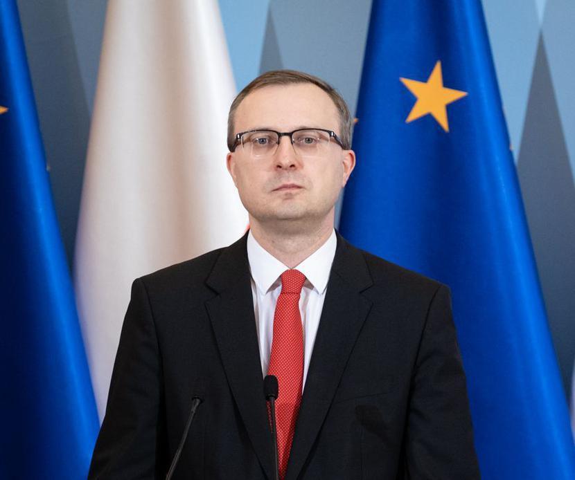 Paweł Borys, fot. Adam Guz/KPRM