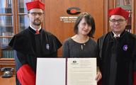 Dr hab. Iwona Ługowska zdobyła nagrodę dyrektora gliwickiego Centrum Onkologii