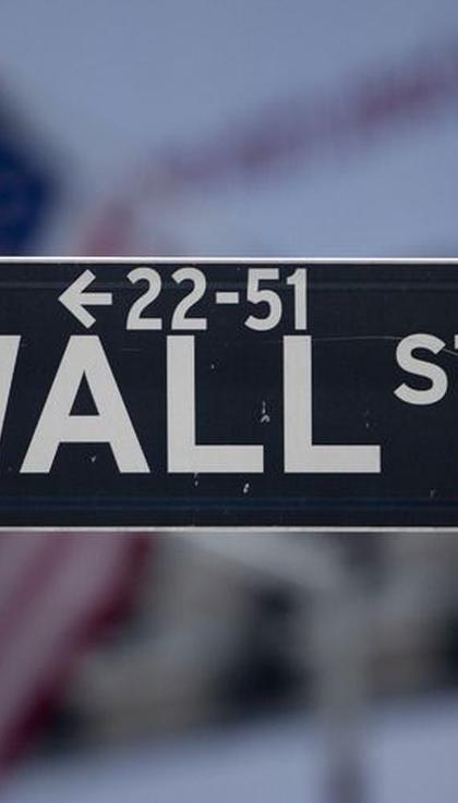 Poprawiły się nastroje na Wall Street