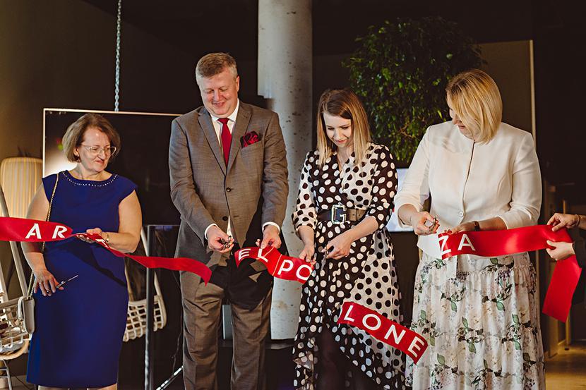 Otwarcie nowej części Arche Hotel Poloneza w Warszawie
