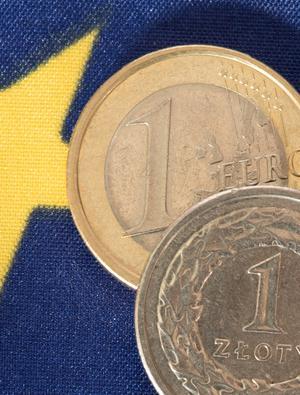 Polska goni unijne płace