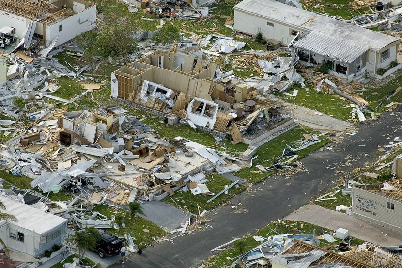 Skutki huraganu