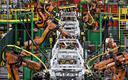 Mniej aut wyjeżdża z polskich fabryk