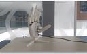 Bioniczna proteza ręki na targach w Norymberdze