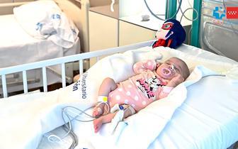 Pierwszy na świecie przeszczep serca u niemowlęcia od dawcy z inną grupą krwi