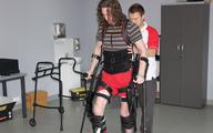 Projekt Ekso – już ponad 60 pacjentów stanęło na nogi