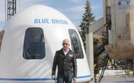 Za 28 mln USD wylicytowano bilet na lot w kosmos z Jeffem Bezosem