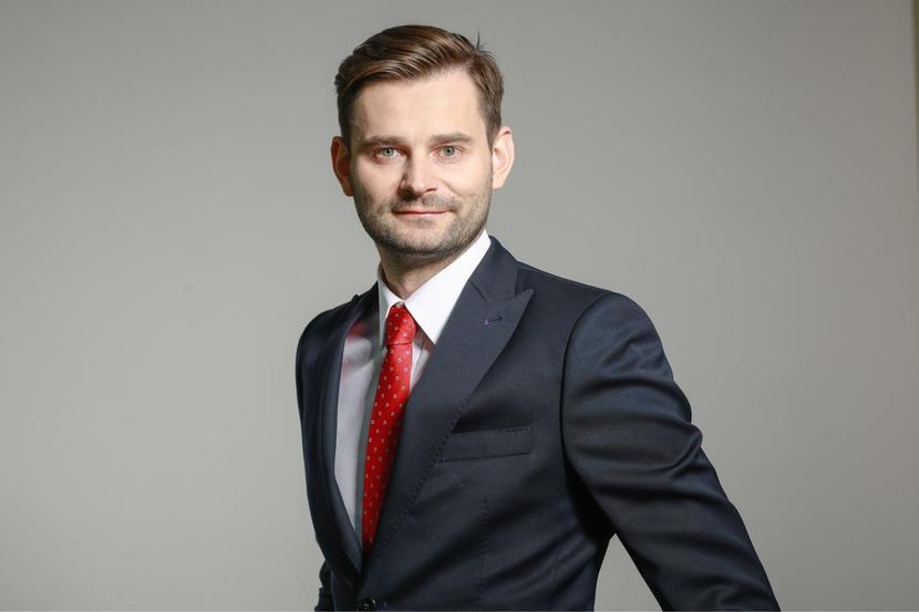 Paweł Bąk, Prezes Zarządu Cerrad