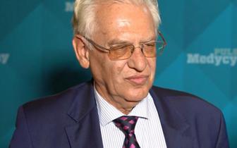 """Prof. Mieczysław Walczak: Problemem jest """"epidemia"""" cukrzycy typu 1 wśród dzieci i młodzieży"""