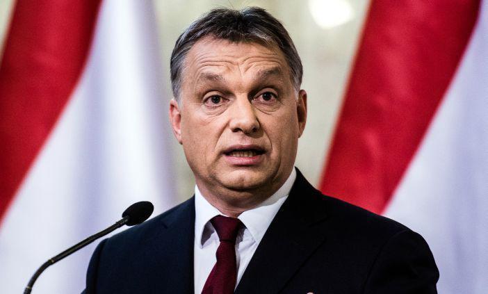 Wiktor Orban, fot. Bloomberg