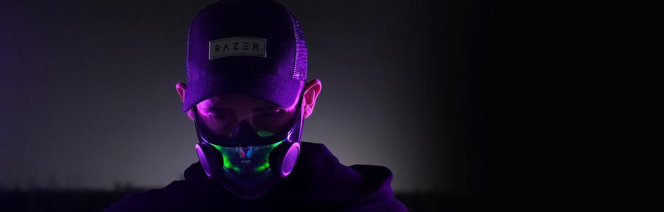 Project Hazel: futurystyczna maseczka ochronna