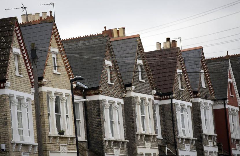 Wielka Brytania, domy