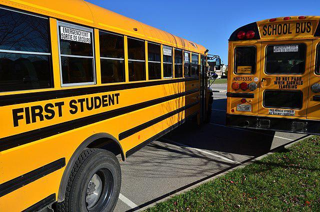 Autobusy szkolne First Student
