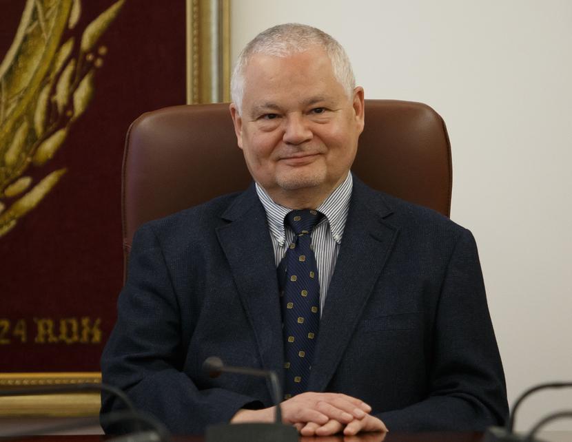 Adam Glapiński, fot. Krystian Maj/FORUM