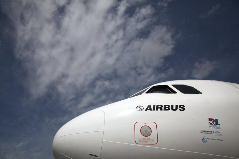 Airbus A320 Fot. Bloomberg