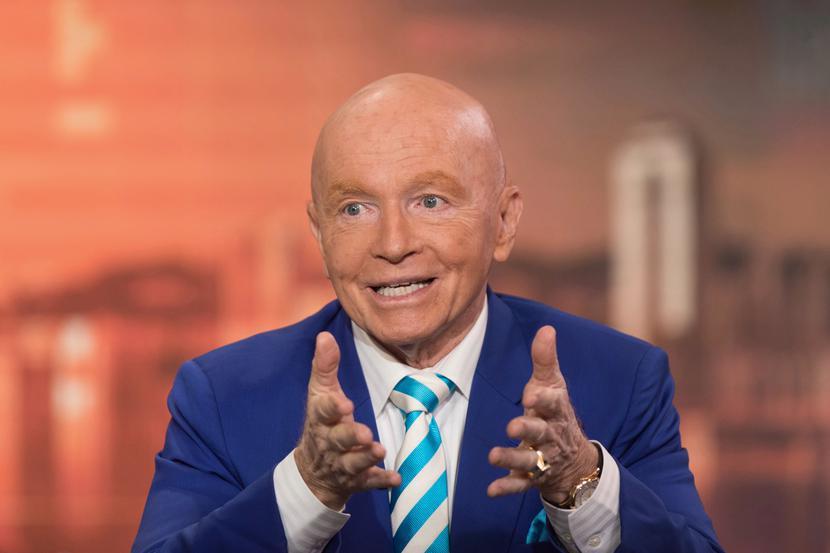 Mark Mobius, fot. Bloomberg