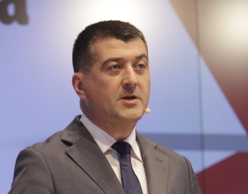 Leszek Skiba, prezes Banku Pekao, fot. Grzegorz Kawecki