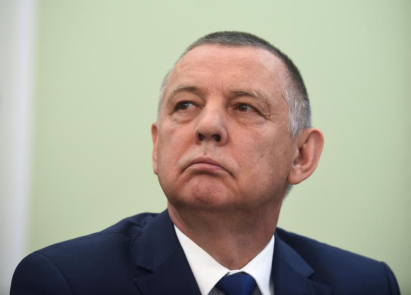 Marian Banaś, szef NIK
