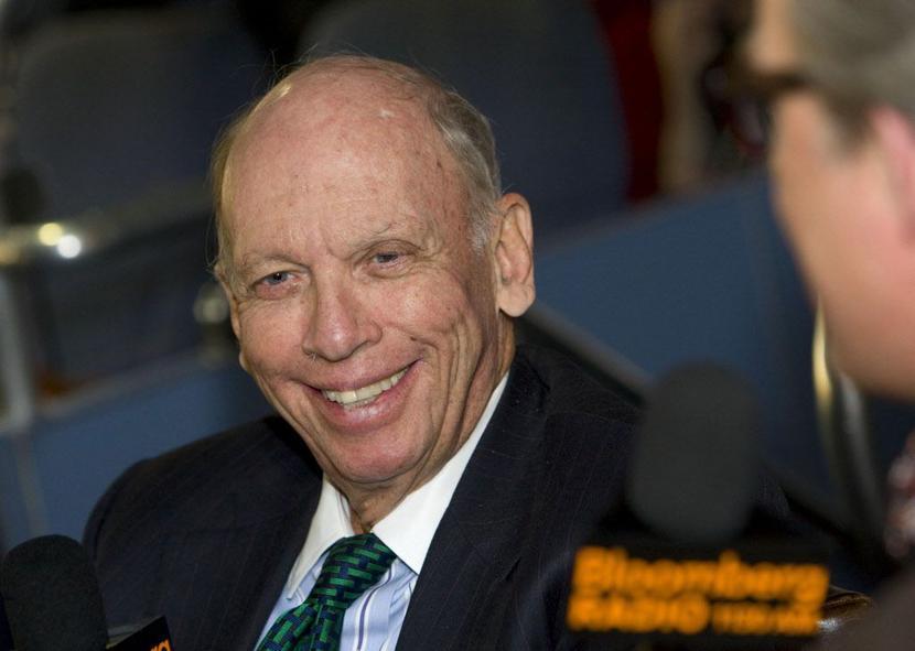 Byron Wien, fot. Bloomberg