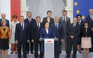 Skład rządu Ewy Kopacz