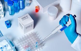 USA: nowy test na COVID-19 z próbki śliny - szybki, dokładny i niedrogi