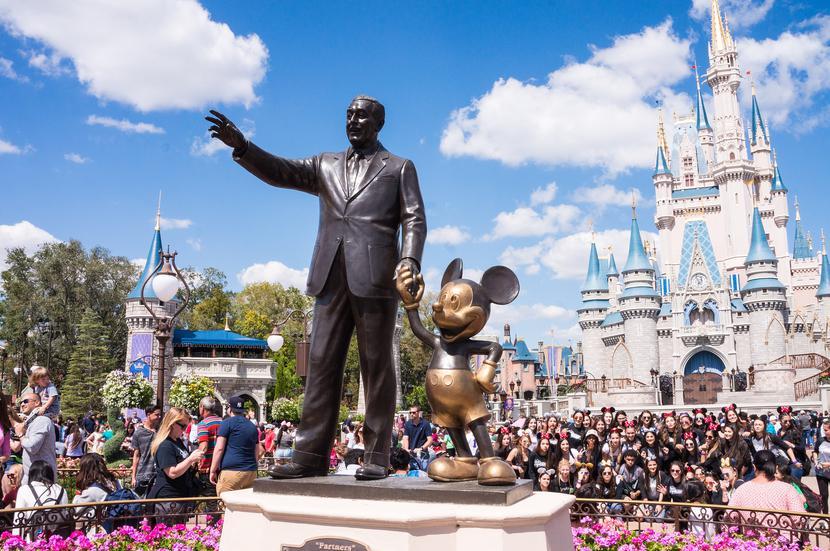 Disneyland na Florydzie