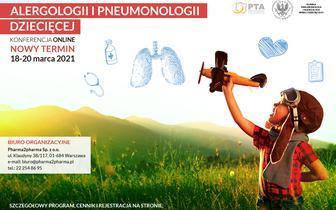 VI Wiosenna Konferencja Alergologii i Pneumonologii Dziecięcej