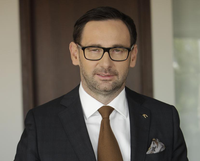Daniel Obajtek, fot. Grzegorz Kawecki