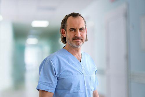 Prof. dr hab. n. med. Robert Gasik