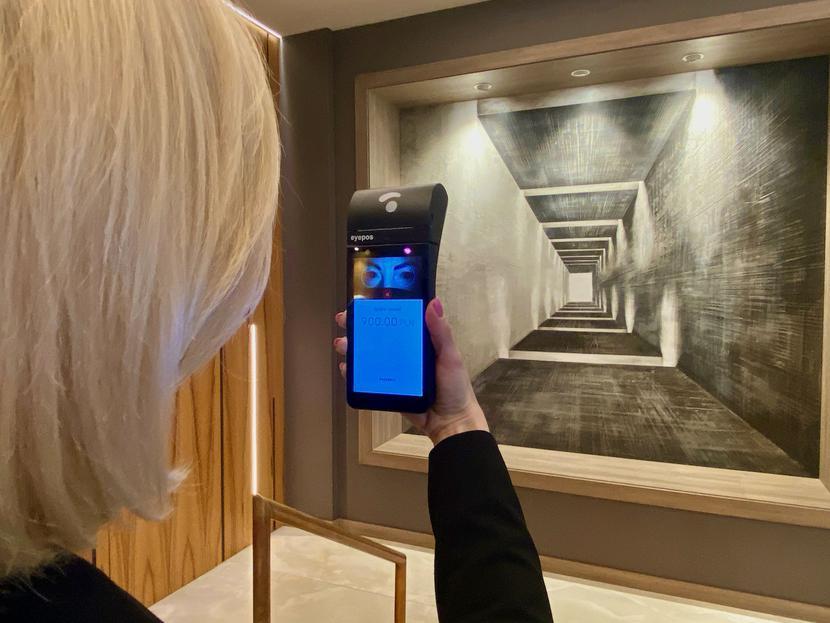 Biometria w hotelu fot. ARC