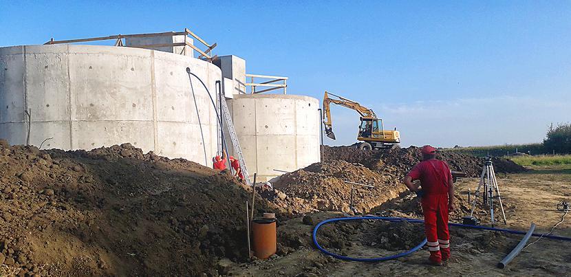 Specjalność firmy:Stacja uzdatniania wody w Hawłowicach w gminie Pruchnik to jedna z wielu tego typu inwestycji zrealizowanych przez spółkę Inżynieria Przemyśl.