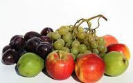 Jabłka przegrywają z winogronami