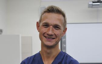 Prof. Marcin Grabowski o defibrylatorze sterowanym smartfonem