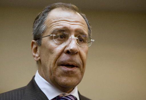 Siergiej Ławrow, fot. Bloomberg
