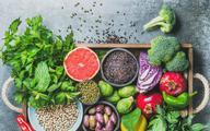 Dieta wegetariańska i wegańska zmniejszają ryzyko choroby niedokrwiennej serca i nowotworów