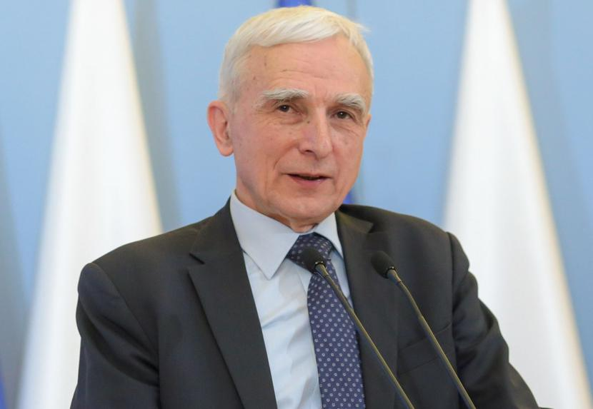 Piotr Naimski, fot. Marek Wiśniewski
