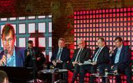 """Fotorelacja z debaty """"Polska silna regionami - czas na patriotyzm lokalny"""" w Łodzi"""