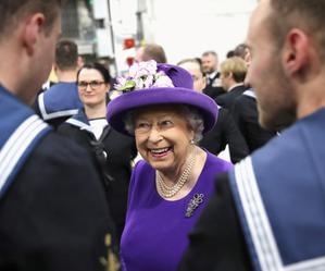 Elżbieta IInie przyjęła nagrody dla seniora roku