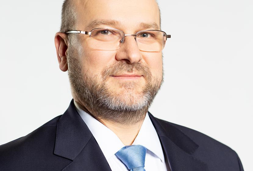Paweł Strączyński, prezes spółki Tauron