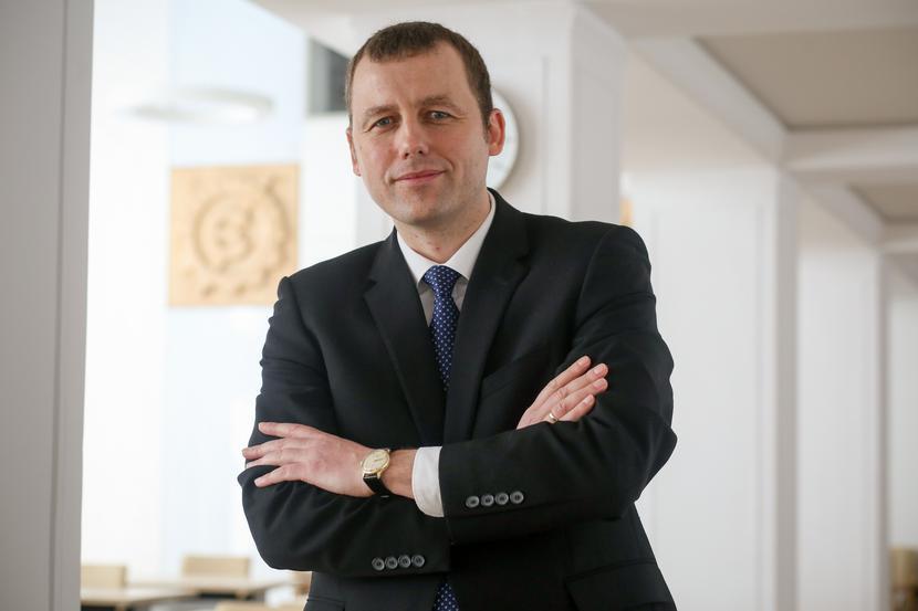 Mikołaj Wild, fot. Marek Wiśniewski